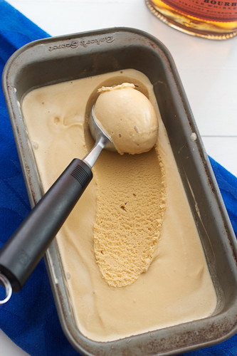 Bourbon Brown Sugar Ice Cream