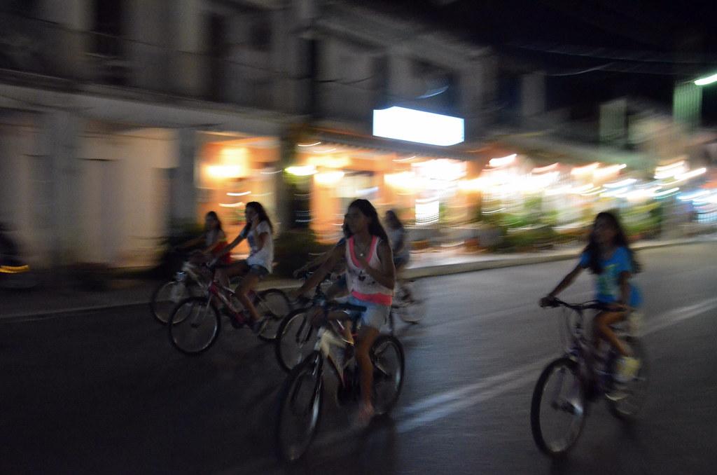 Η φωτογραφία της ημέρας: Νυχτερινή βόλτα στη Σάμη (Κεφαλονιά)