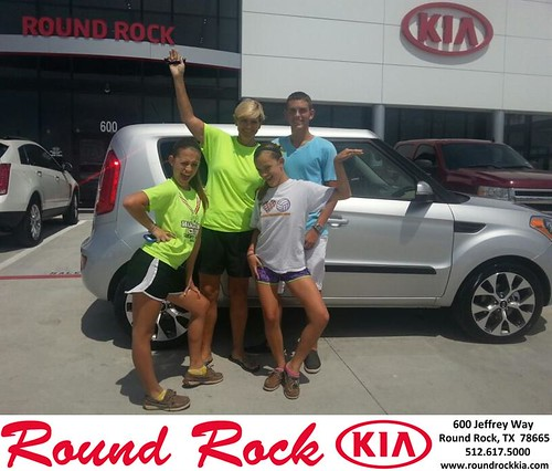 DeliveryMaxx would like to say Vanessa Odreman of Round Rock Kia on an excellent use of our program! by DeliveryMaxx