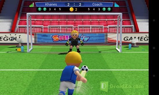 Perfect Kick!