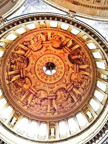 Cupola St. Paul Cathedral