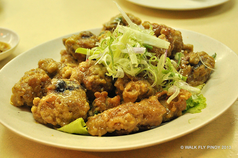 Salted Egg Fried Chicken, Singapore