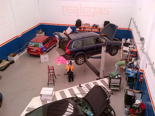Transformación Autogas GLP - realegas