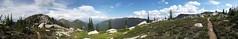 Parker Ridge, Selkirk Mtns, ID