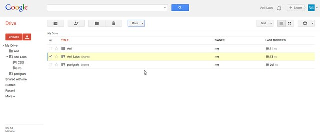 Google Drive as free CDN to your website by Anil Kumar Panigrahi - Screen 14
