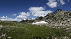 dal rifugio Bozzi al rifugio Berni (Parco Nazionale dello Stelvio)