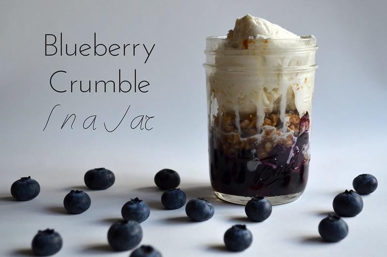 BlueberryCrumbleinaJar1