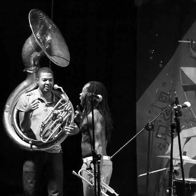 Lagniape Brass Band - SalaSon