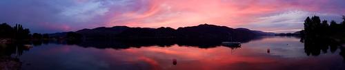 sunset panorama washington osoyoos oroville