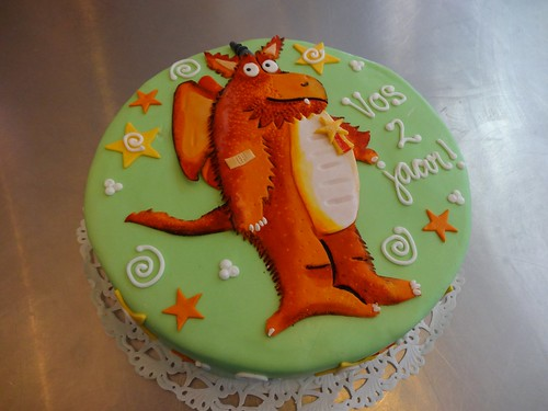 ZOG cake by CAKE Amsterdam - Cakes by ZOBOT