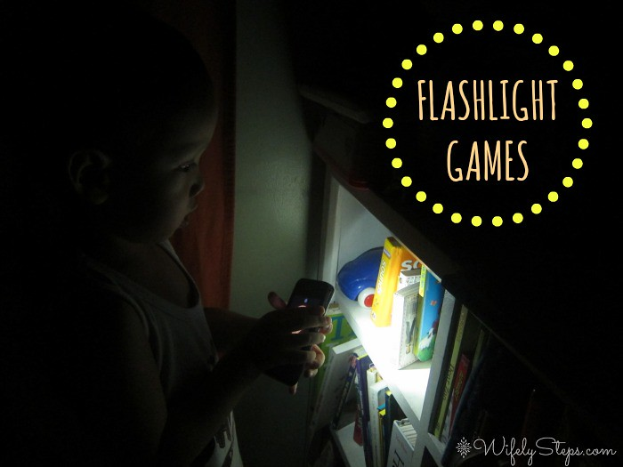 Flashlight Games for Child