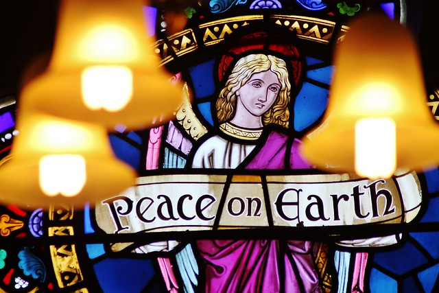 Peace on Earth from Flickr via Wylio