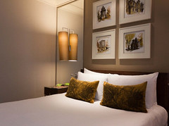 Low voltage planning to meet the requirements of the guest experience in each room
