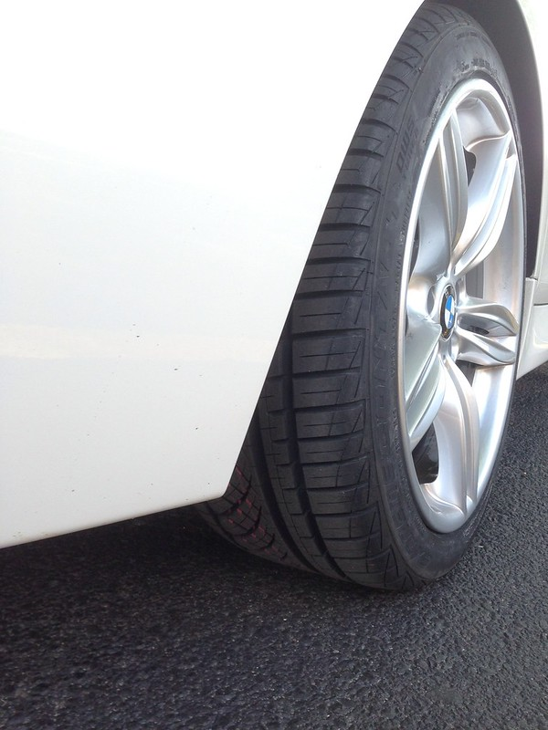 Ditched OEM Runflats for Michelin Pilot Sport A/S 3 Non Runflat