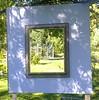 Frames in a garden party