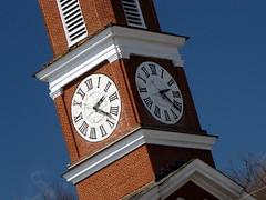 Town Clock Church [02]