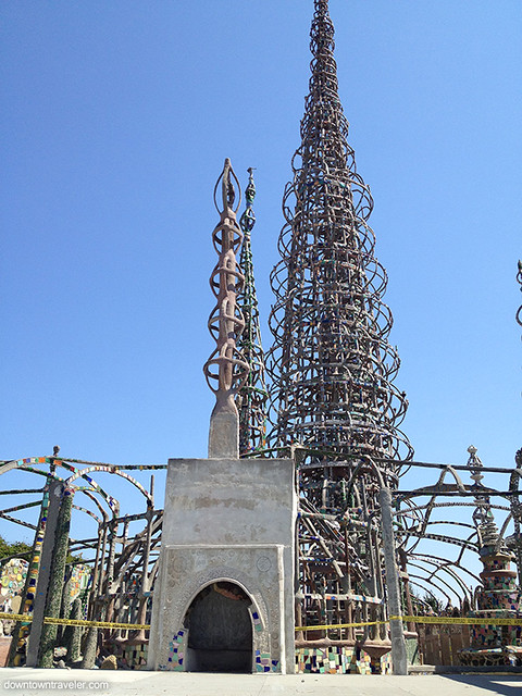 Los Angeles Watts Towers 5