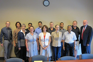 MU faculty selected as 2014 global scholars
