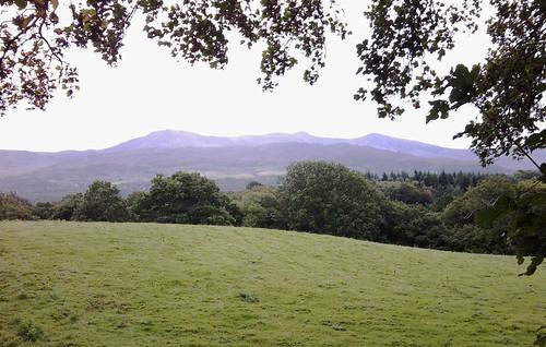 Cadair Idris by Helen in Wales