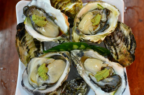 Banqaio oysters