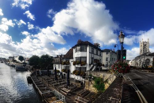 Henley-on-Thames' Angel