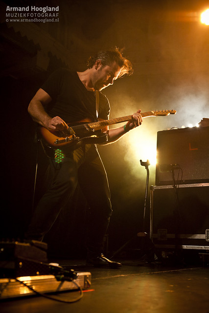 The Boxer Rebellion @ Paradiso