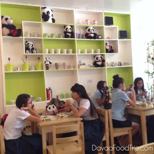 Darcy's Place... Coffee, Tea and Pandas