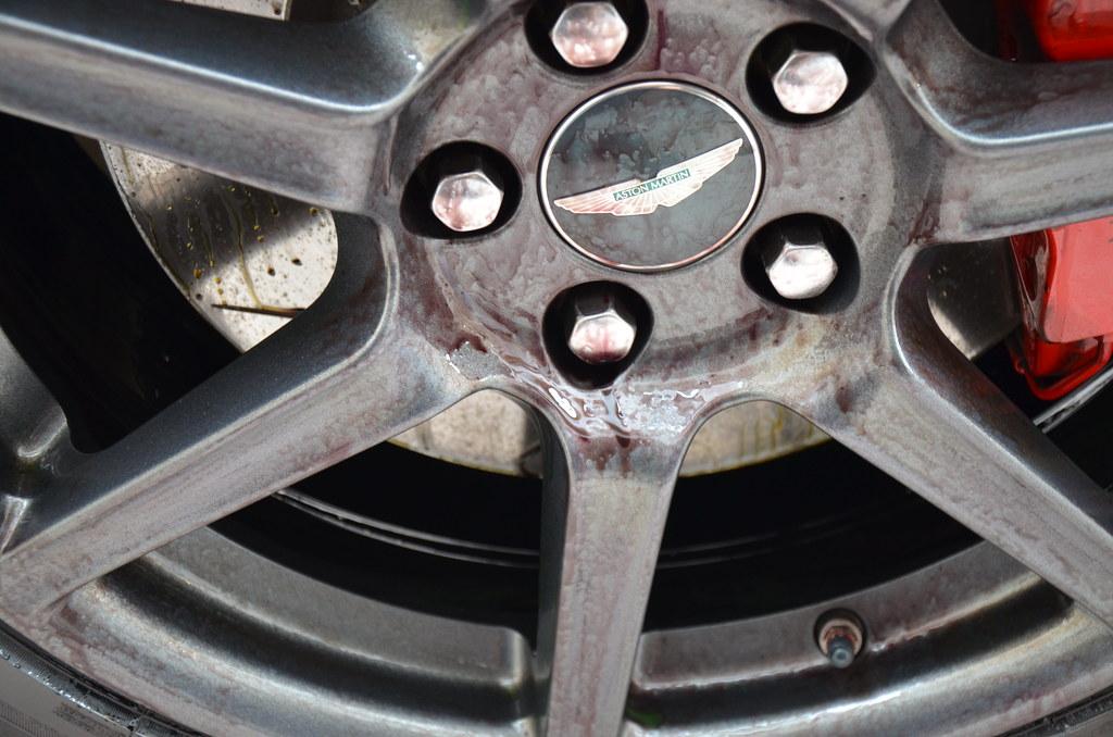 Aston Martin Correction