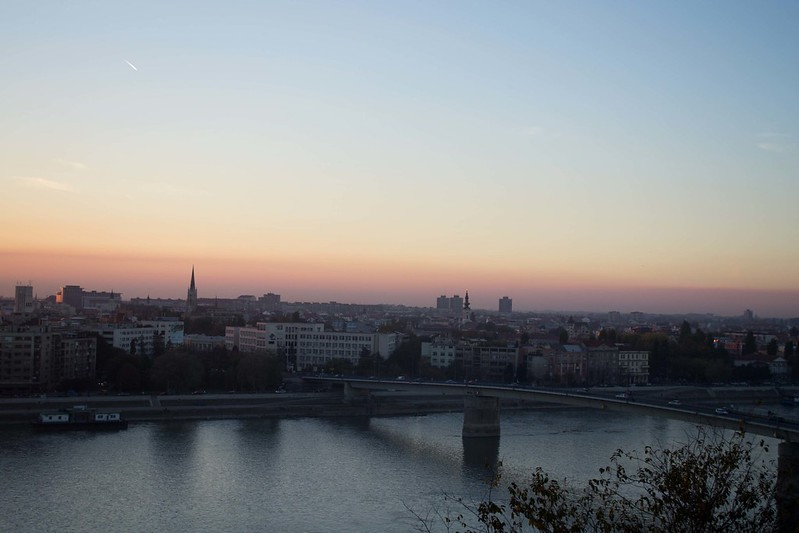 Overlooking the City | Novi Sad, Serbia