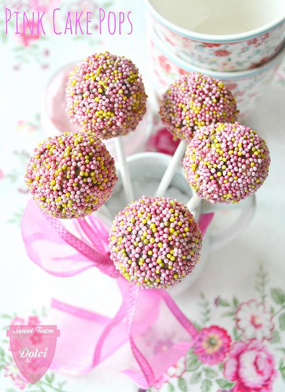 Recette Cake Pops Chocolat Coeur Framboise
