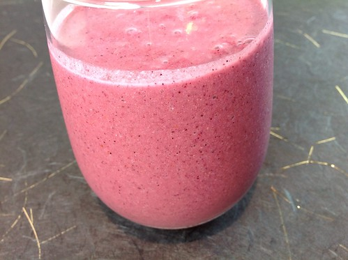 Maca Berry Smoothie