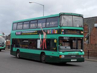 Norfolk Green 6 YJ03UML