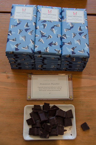 Mast Brothers Chocolate, Williamsburg Brooklyn