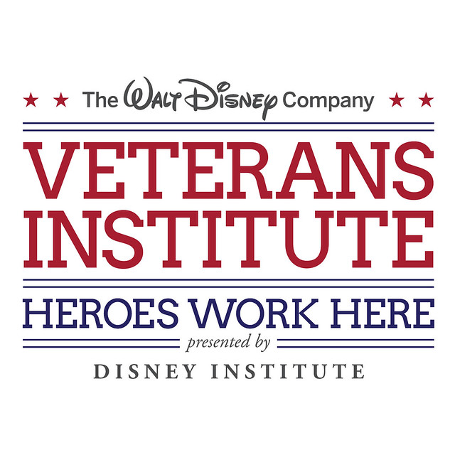 "disneyinstitute-Veterans Institute: A Disney Institute Partnership with ""Heroes Work Here"""