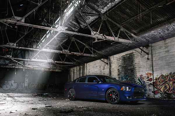 America trip Desmond Louw TopGear Dodge Charger 16