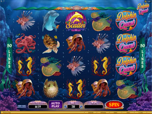 Dolphin Quest slot game online review