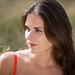 Lisa Bettany in the autumn sun by Lisa Bettany {Mostly Lisa}