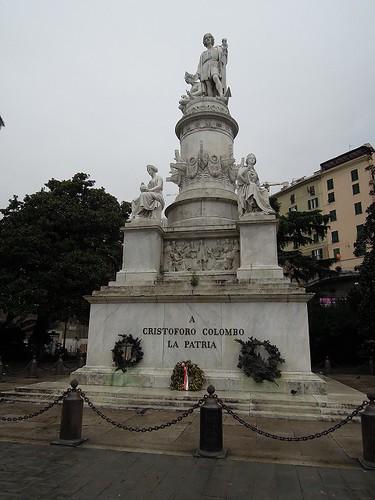 コロンブス像
