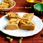 Carrot-burfi