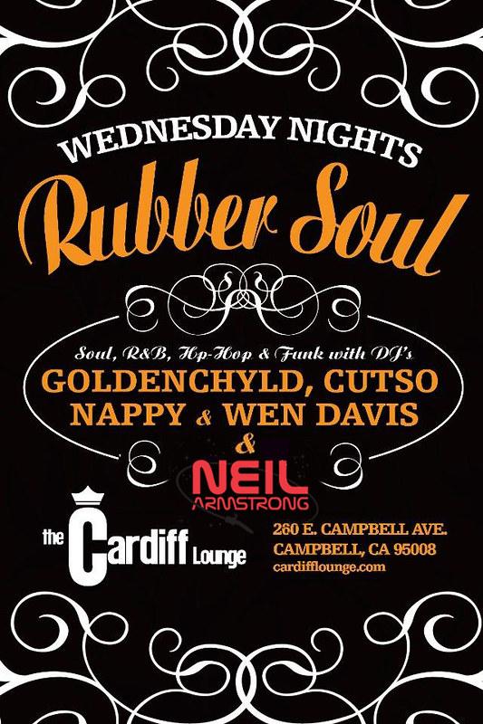 Cardiff Lounge 10/30 wednesday