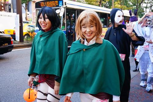 Kawasaki Halloween Parade 2013 88