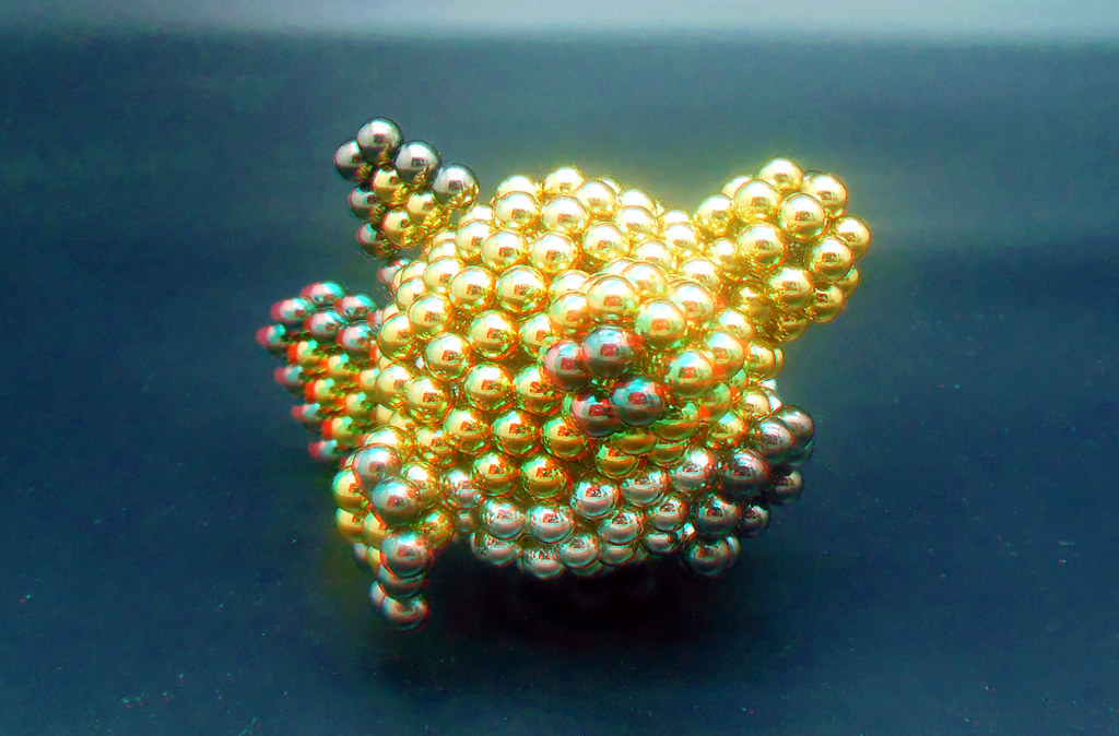 Colorful-Puffer-Fish-3-in-3D