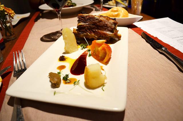 Long Roasted Beef Rib, Los Roques, Los Abrigos, Tenerife