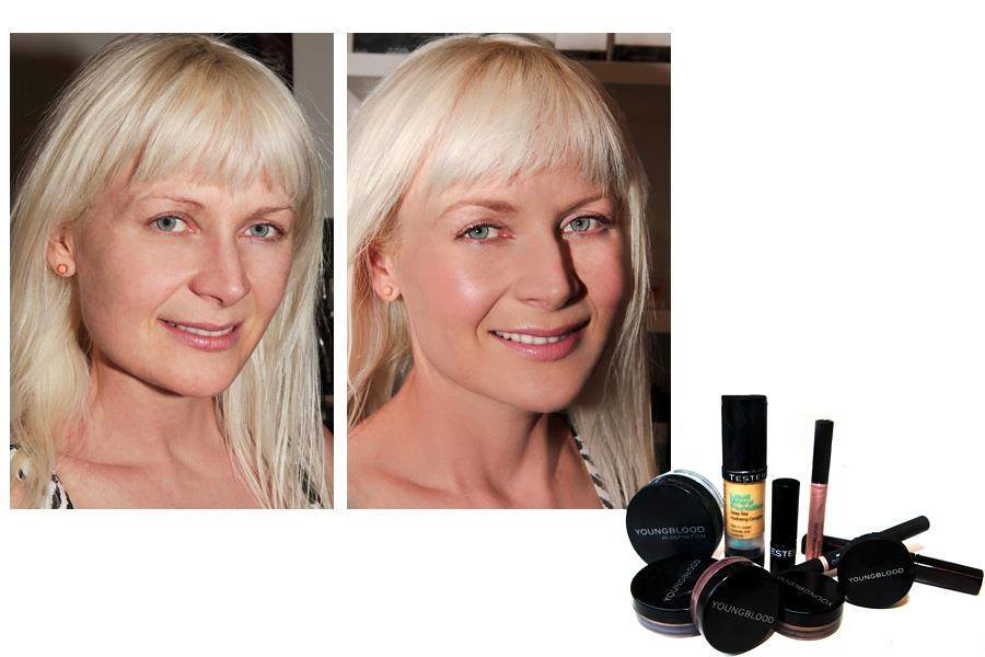 Makeover at Helle Thorup Spa - 3
