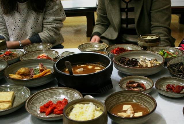 Traditional Korean Restaurant