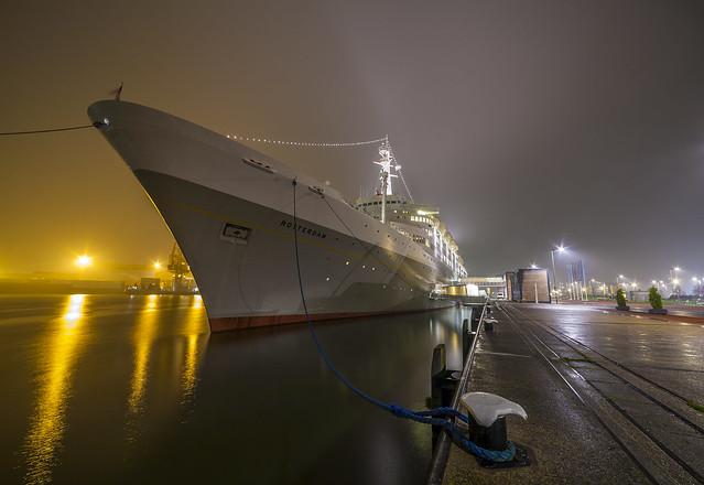 FV Flickr Top 5; 2-33, Weekwinnaar: SS Rotterdam in de mist