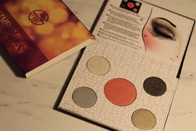Living After Midnite: Makeup Monday: Studio Gear Cosmetics Holiday Smokey Eye