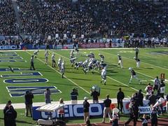 Nevada Wolf Pack vs. Brigham Young Cougars, Mackay Stadium, University of Nevada, Reno, Nevada