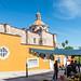 Mercado y Parroquia de San Nicolás de Tolentino por josefrancisco.salgado
