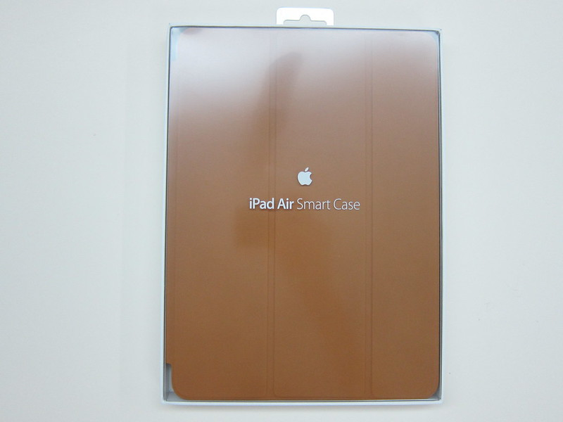 Apple iPad Air Smart Case - Box Front